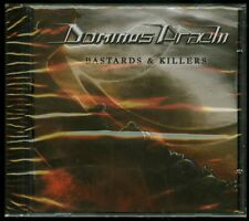 Dominus Praelii Bastards And Killers CD new Marquee Records