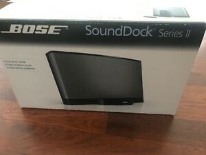 RARE NEW SEALED IN BOX Bose SoundDock Series II