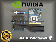 Upgrade Set ☛ Nvidia GTX 870M ☛ Alienware 17 ✔ Warranty