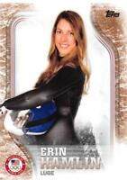 2018 Topps US Winter Olympics Bronze Trading Cards Pick From List