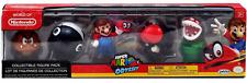 Super Mario Odyssey World of Nintendo Action Figure 5 Pack - Jakks Pacific - NIB