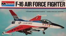 Monogram 1:72 F-16 Air Force Fighter - Plastic Model Kit #5200U