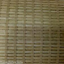 5 Mtrs Natural Beige Raffia Garden Wind / Privacy Screen Material 1.9M High SALE