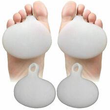 Un Par foottrek gel metatarso del pie amortiguación Confort Para Pies Ortesis dedo del pie