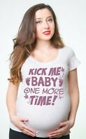 Funny Pregnancy T-shirt maternity Tee Shirt top Gift for pregnant wife Shirt