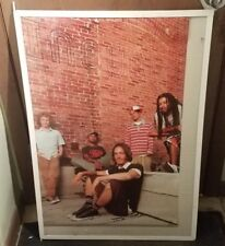 INCUBUS POSTER NEW 2004 RARE VINTAGE COLLECTIBLE OOP LIVE