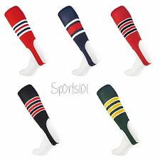 "TCK Baseball Softball Fastpitch Stirrups Socks Stripes Team Quantity Avail 7"""