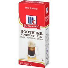 Root Beer Concentrate 2 oz Bottle