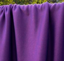 """Magenta Polyester Rayon Cationic Knit Fabric (piece of 2.5 yards) 58"""" width"""