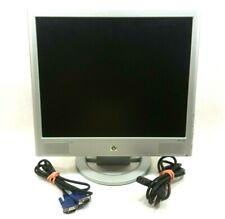 "HP Pavilion vs17e 17"" LCD Monitor1280 x 1024 at 75 Hz 14.9 in x 8 in x 15.4 in"