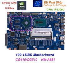 Lenovo Yoga 2 13 Intel CPU I5-4210u Zivy0 La-a921p 20344 Laptop Motherboard