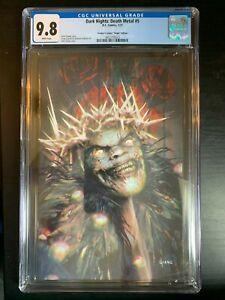 Dark Nights Death Metal #5 2020 GIANG Virgin Variant CGC 9.8 ROBIN KING Batman