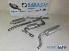 IMASAF Auspuffanlage komplett Renault 16 1.6 TA 1968-1975