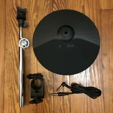 """Alesis 10"""" Cymbal NEW w/15"""" Arm, 1.5"""" Clamp & Cable Surge Command, DM10 Drums"""