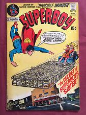 SUPERBOY 176 FN+ (DC Comics 1971)