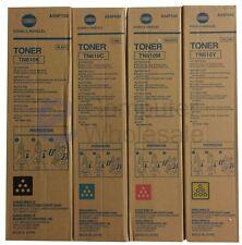 Genuine Konica Minolta TN610K TN610Y TN610C TN610M TONER Cartridge C5500 C6500