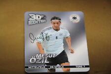 Rewe Sticker  3D Edition  EM 2012 Fußball MESUT ÖZIL Nr.4/6