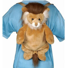 LION KING Plush Toy Stuffed Animated Toddler Kids Pillow Backpack Buddy Gift NEW