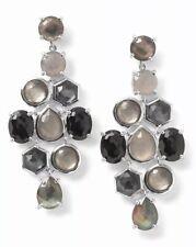 IPPOLITA Rock Candy BlackTie Cascade Earrings