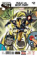 Original Sin #3.2 Hulk vs Iron Man Part 2 Unread New Near Mint Marvel 2014 **24