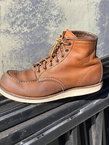 red wing boots 9.5D