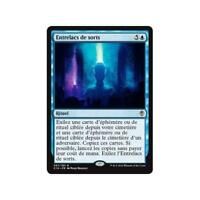 MTG Magic : Playset (4x) Entrelacs de sorts Commander 2016 VF