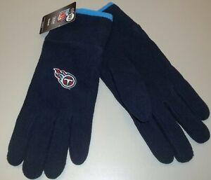 Tennessee Titans Women's Fleece Reebok Gloves - One Size NWT
