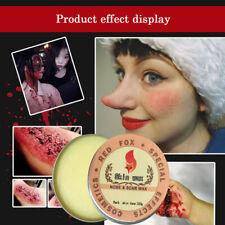20g Halloween Fancy Dress Fake Scar Wound Skin Wax Body Face Painting Makeup