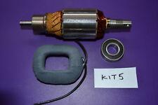 LUCAS E3H E3HM 6V DYNAMO REBUILD KIT - UK MADE - 36W SHORT TYPE KIT 5