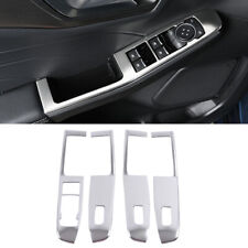 Stainless Car Accessories Window Lift Switch Trim for Ford Kuga Escape 2020 2021