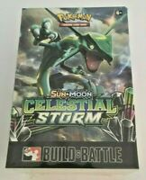 Pokemon TCG Sun and Moon CELESTIAL STORM Prerelease Box Kit - Factory Sealed
