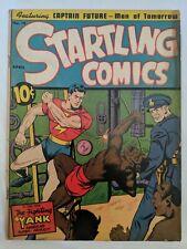 STARTLING COMICS #14 rare! devil/demon cover!