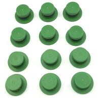 LEGO 12 NEW GREEN MINIFIGURE LEPRECHAUN HAT GOLD BUCKLE STRIPE BELT ACCESSORY