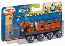 Thomas and Friends Wooden MARION Train Engine - Railway Fisher Price NIP 2014