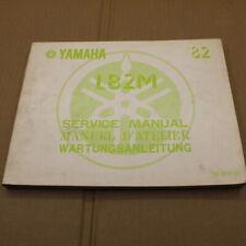 MANUEL REVUE TECHNIQUE ATELIER YAMAHA LB2M 50 CHAPPY 1982-1996 13F ENTRETIEN LB