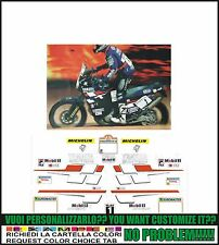 kit adesivi stickers compatibili  XT 750 Z SUPER TENERE PETERHANSEL PARIS DAKAR