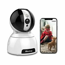 1080P FHD WiFi Pet Camera Vimtag Baby Monitor Dog Cam Surveillance with Pan/T...