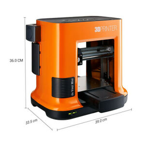 Stampante 3d Xyz Da Vinci mini W pronta a stampare