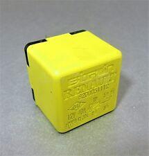 167-Renault Clio Scenic Laguna Megane 5-Pin Yellow Relay 8200051112 40A Bitron