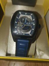 INVICTA S1 RALLY AUTOMATIC  S26890 42MM /BLUE SILLICONE STRAP NENS WATCH