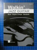 Felix Schell Walkin' Jazz Guitar Schell Music 2010 H14209