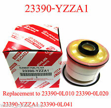 Genuine Toyota Hilux Hiace 4x4 23390-0L041 diesel fuel filter Element Kit 05 06