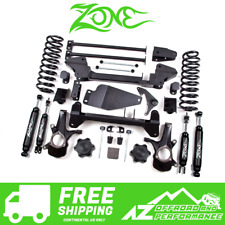 "Zone Offroad 6"" Lift Suspension Kit 00-06 Chevy GMC Suburban Tahoe Yukon C7N"