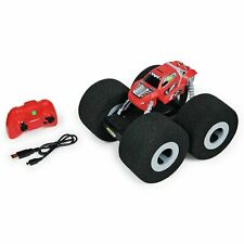 Air Hogs Stunt Shot RC With Super Soft Foam Wheels That Can Drive Over Anything