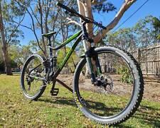 Merida 120 7.500 Deore XT Large Frame Dual Suspension Mountain Bike