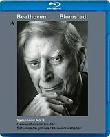 HERBERT BLOMSTEDT...-BEETHOVEN: SYMPHONY NO...-IMPORT BLU-RAY WITH JAPAN OBI M13