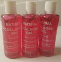 Natural collagen gel by cadie 3 bottles!