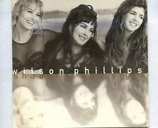 CD WILSON PHILLIPS shadows and light US EX