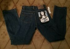 NWT Indigo Blue Jeans Size 5 Button Fly Womens Girls Juniors SRP $ 51.95