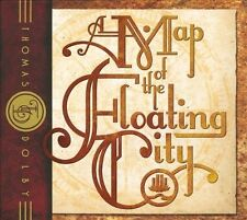 A Map of the Floating City [Deluxe Edition] [Digipak] by Thomas Dolby (CD,...